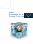 Cyprus International Tax and Business Environment 2012