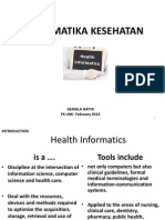 0. Health Informatic Fk Umj