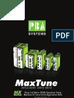 MaxTune Intelligent Servo Drive