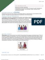 12.1 Partnership Form of Organization