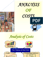 ANALYSIS OF COST.ppt