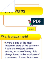 Verbs Action-PPT