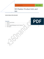 USB SPI NAND Flasher Upgrade Guide v6