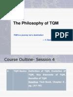 TQM - Session 4