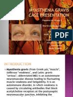 MYASTHENIA GRAVIS case presentation.pptx