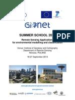 GIONET Summer School 2013_Warsaw_01092013