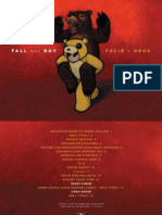 Digital Booklet - Folie à Deux