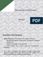 EFL, A Case Study in Direct Marketing