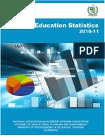 PakistanEducationStatistics2010-11