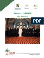 Newsletter FORTE Martie2013