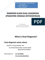 Rawatan Klien Dua Diagnosis