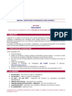 FLE Reglement 2013-2014