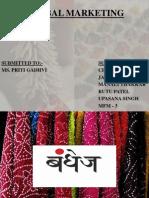 Handicrafts global marketing