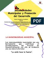 Mancomunidad - CHUMPITAZ