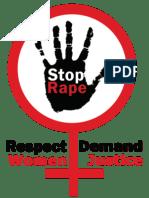 बलात्कार विरुद्ध राष्ट्रिय अभियान