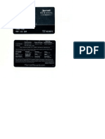 Marriott Rewards Silver Elite Card - Uday Punj.-0215