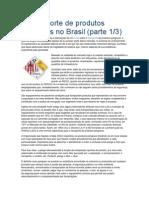O Transporte de Produtos Perigosos No Brasil 1-3