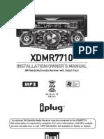 Dual Xdmr7710