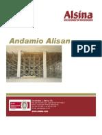 ANDAMIO ALISAN