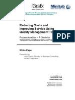 Telecom Process Analysis WP