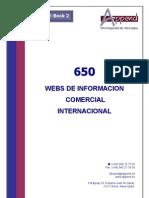650 webs de información comercial