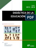 1. Temas 1,2,3 4 didactica 2014