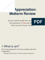 AA Midterm Review