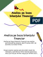Analize Indicatori Financiari SUPER