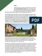 Ferienwohnung in Italien-Castellfalfi