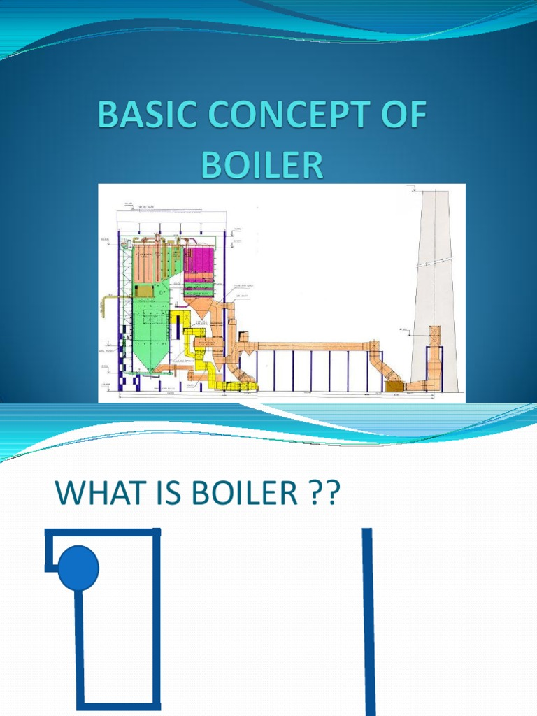 136399979 Basic Concept of Boiler | Boiler | Watt