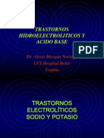 Trast. Electroliticos y Acido Base