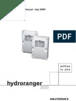 Hydroranger 200 (P.N. 7ML1034-1AA11)