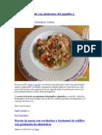 Varias Recetas Cocina Alternativa