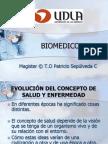 Clase 3 Toc 103 - Modelo Biomedico