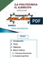 Metrologia Diego