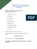 Ofertas Andorra