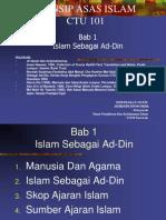 Islam Sebagai Agama