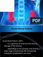 Acute Renal Failure Final