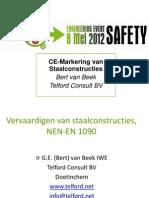 SE2012 Presentatie Bert Van Beek