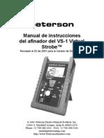 Vs-1 Instruction Manual Spanish Espanol (1)