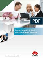 Huawei eSpace United Communications Solution.pdf