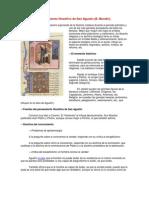 Resúmen del pensamiento filosófico de San Agustín