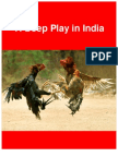 A Deep Play in India