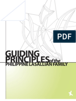 Guiding Principles for the Philippine Lasallian Family