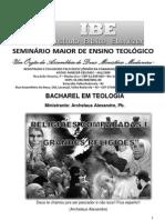 APOSILA RELIGIÕES COMPARADAS BACHAREL 2013 IBE.pdf