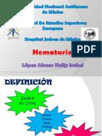 Estudio de La Hematuria 2