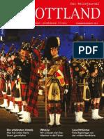 Schottland Das Reisejournal 1/2013