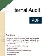 Position Audit