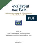 America's Dirtiest Power Plants