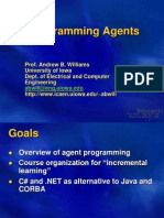 Programming Agents Williams